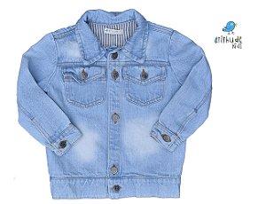 Jaqueta Jeans - Azul claro