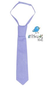 Gravata tradicional - Azul