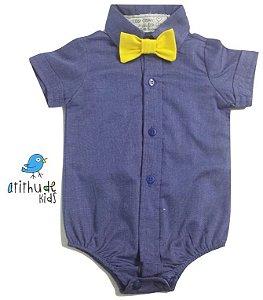 Camisa Olavo - Azul