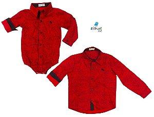 Kit camisa Ricky  - Tal pai, tal filho (duas peças)