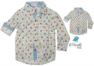 Kit camisa Cléo - Tal mãe, tal filha (duas peças)