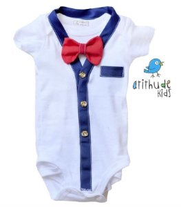 Body Cardigan Cassiano - Branco