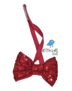 Gravata Borboleta - Lurex | Mickey Circo