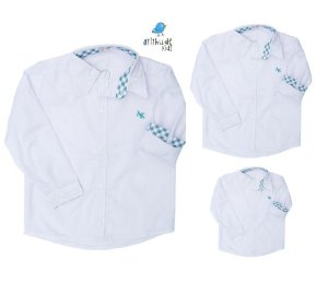 Kit camisa Mike - Família (três peças)
