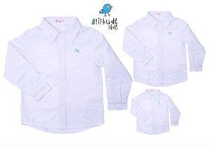 Kit camisa Antony - Família (três peças)