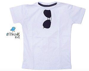 Camiseta Rayban - Branca