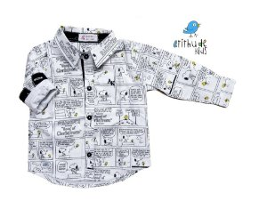 Camisa Snoopy - Adulta | Masculina