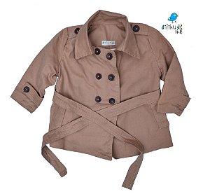 Trench Coat  Jaqueline - Bege