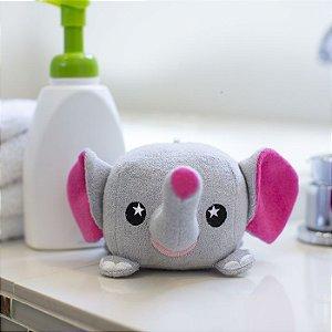 Esponja de Banho Elefantinho SoapPals