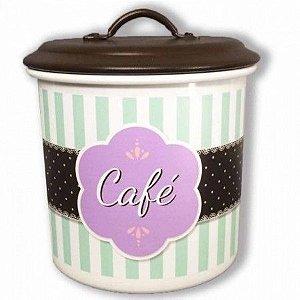 Lata para Café - Retrô