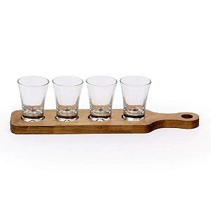 Tábua De Drinks Para Shots
