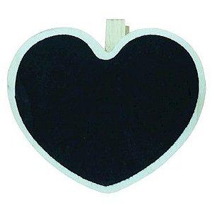 Lousa Pregador - Coração