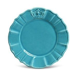Prato de Sobremesa - Windsor Premium Azul Poppoy