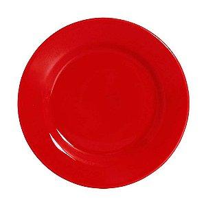 Prato de Sobremesa - Scalla Vermelho