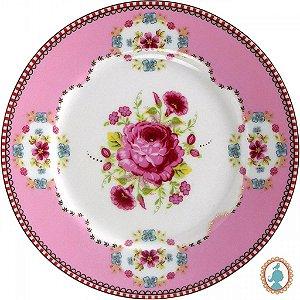 Prato de Pão - Rosa Floral PiP Studio