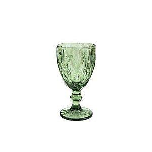 Taça Diamond Verde - UNIDADE