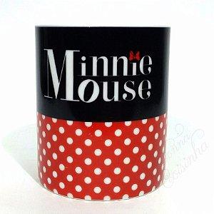 Caneca Minnie Mouse