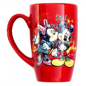 Disney Caneca Mickey e Minnie