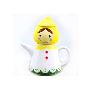 Bule Chapeuzinho Amarelo