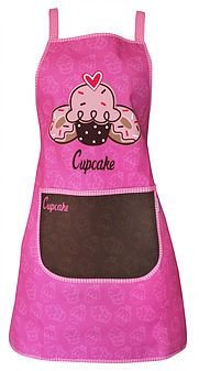 Avental Cupcake