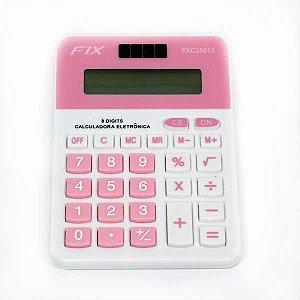 Calculadora Rosa - Fix