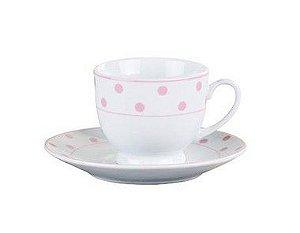 Xícara de Chá New York - Rosa