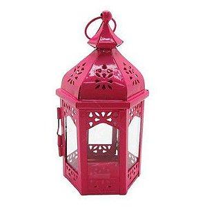 Lanterna Marroquina - Hexagonal Pequena