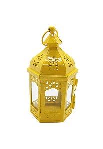 Lanterna Marroquina - Hexagonal Grande