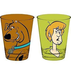 Jogo de Copos - Scooby Doo e Salsicha