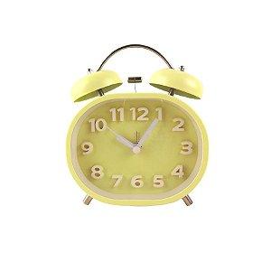 Relógio Despertador Candy