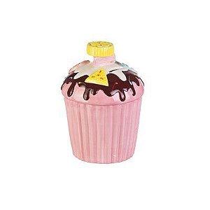 Cofre Cupcake Rosa