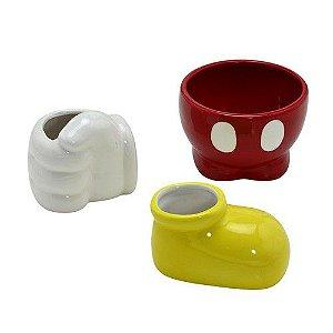 Jogo de Vasos - Mickey Parts