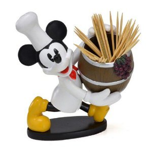 Porta Palito de Dentes Mickey