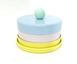 Cake Listra P -  Arco ìris Candy