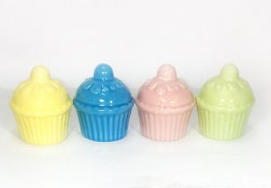 Cofre Cupcake Candy