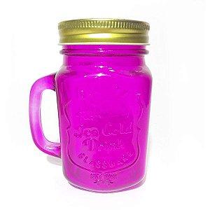 Mason Jars Pink