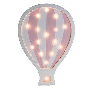 Balão Luminoso em MDF