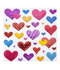 Adesivo Decorativo Heart