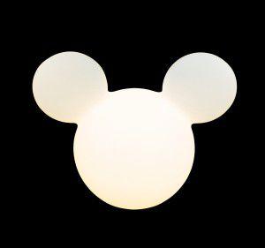 Luminária Mickey Mouse
