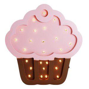 Luminária Cupcake MDF Pequena