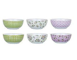 Conjunto de 6 Bowls Selena