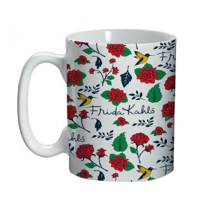 Mini Caneca FK Birds Frida Kahlo