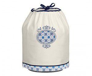 Capa de Botijão - Azulejo