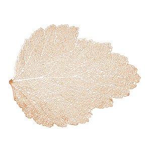 Lugar Americano de Plástico Autumn Leaf Rose