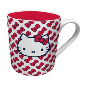 Caneca Little Faces - Hello Kitty