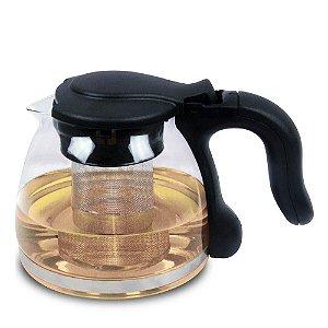Chaleira de Vidro Com Infusor 1,2 litros