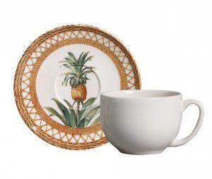 Xícara de chá - Coup Pineapple Crú - Porto Brasil