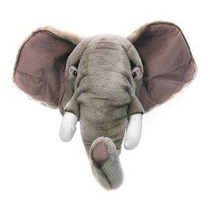 Cabeça Decorativa Elefante George Wild & Soft ®