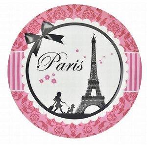 Prato de Sobremesa Torre Eiffel