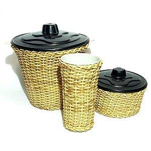 Kit Pia Bambu